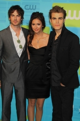 Paul @ The CW Network UpFront_May 20th, 2010