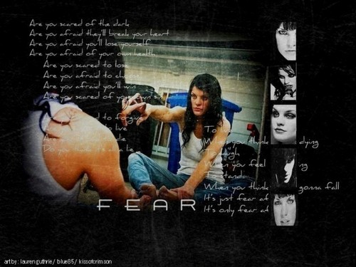 Pauley Perrette- Fear