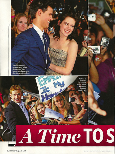 People Magazine Twilight Special