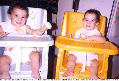 các bức ảnh of The Veronicas younger