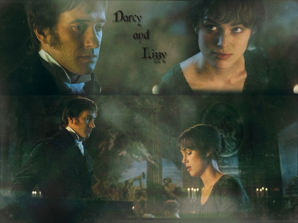 Pride and Prejudice - Movie Couples Wallpaper (12323599 ...