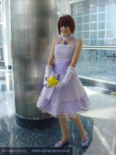 Princess Kairi Cosplay KH1