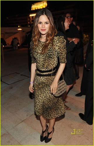 Rachel Bilson in Cannes