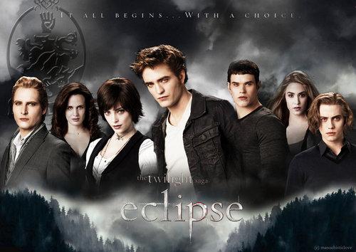 Random Eclipse Pics!!!