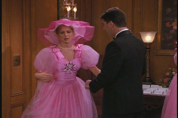 Ross/Rachel - 2x23 - TOW Barry & Mindy's Wedding - Ross ...