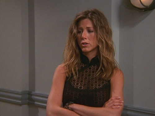Ross and Rachel wallpaper called Ross/Rachel - 9x05 - TOW Phoebe's Birthday Dinner