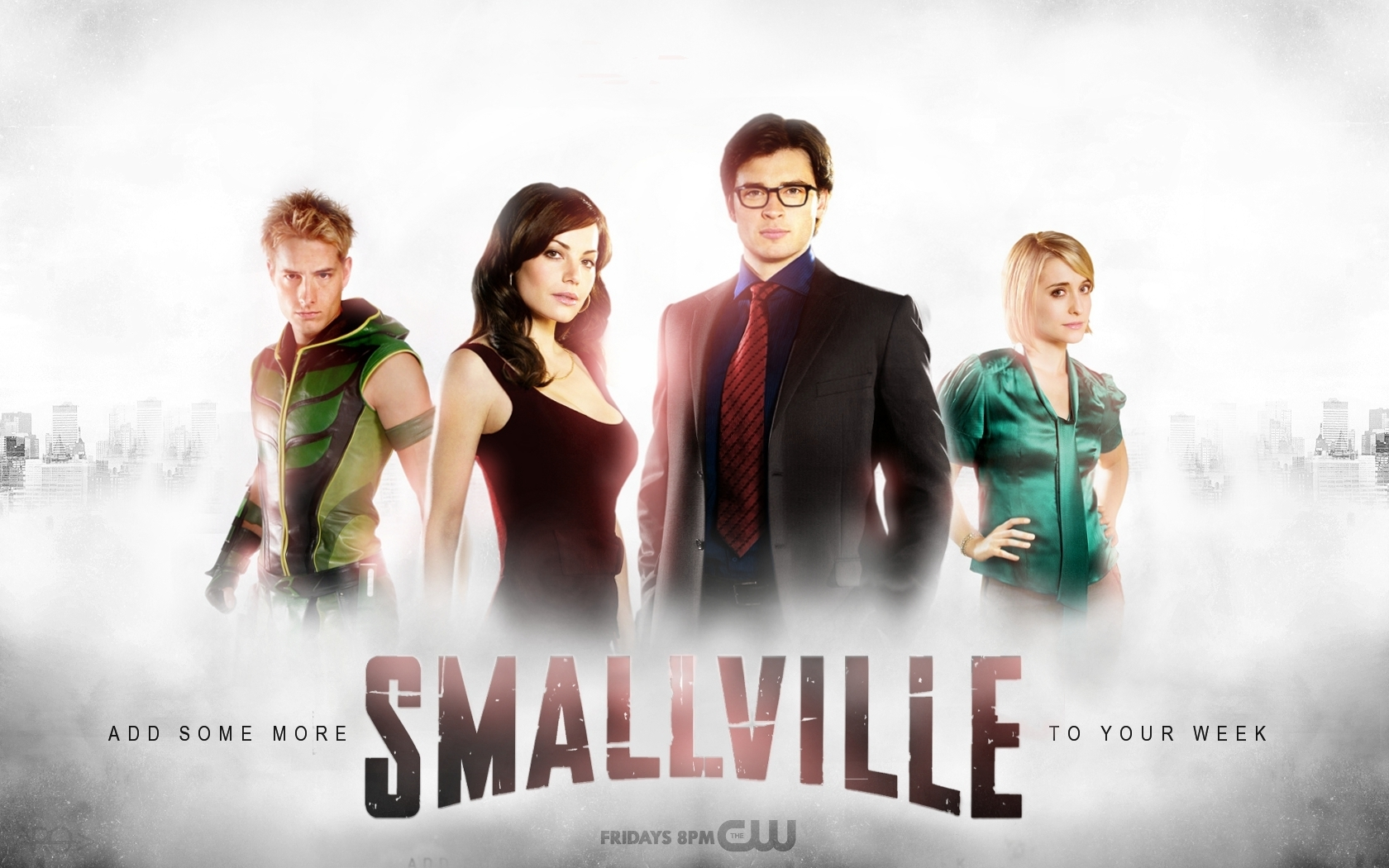 Smalville Fan Made Poster