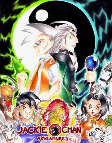 Jackie chan adventures images season 3 hd wallpaper and for Jackie chan adventures jade tattoo