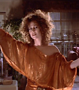 Sigourney in Ghostbusters