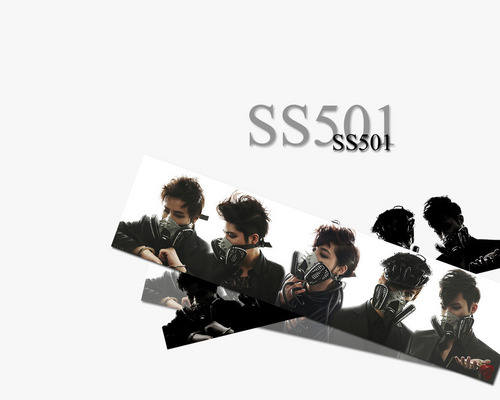 Ss501 New Look 4 New Cd