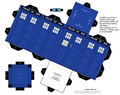 TARDIS - doctor-who fan art