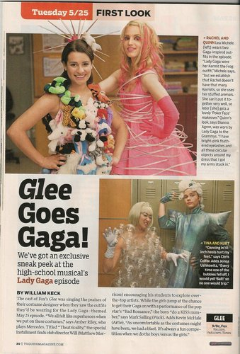 TV GUIDE - 25 MAY 2010