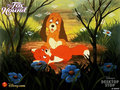 The Fow and the Hound wallpaper - the-fox-and-the-hound wallpaper