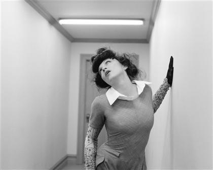 The Hallway par Steven Klein