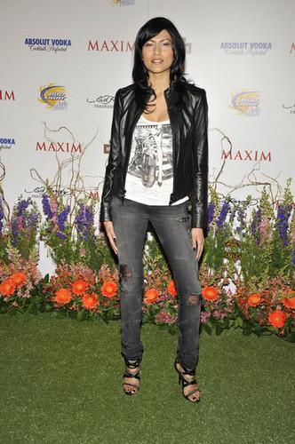 Tinsel Korey at the 11th Annual Maxim Hot 100 Party
