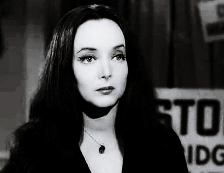 Addams Family wallpaper entitled Tish