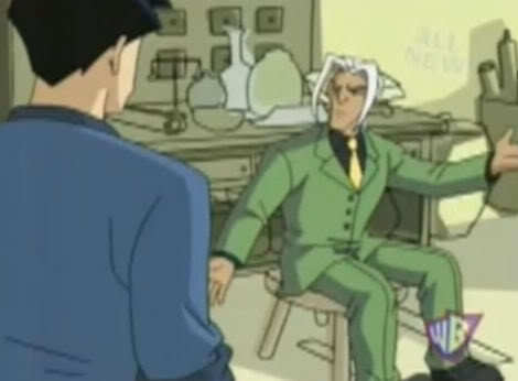 Valmont Water Demon Episode - jackie-chan-adventures Screencap