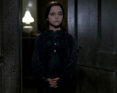 Addams Family Hintergrund called Wednesday