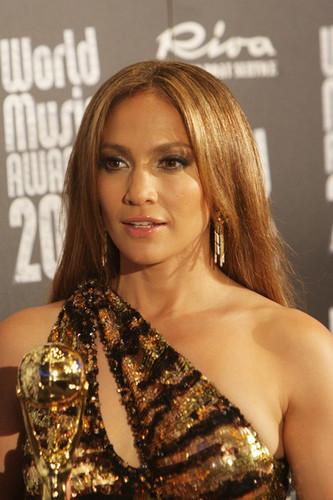 World موسیقی Awards 2010 - Press Room