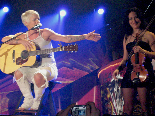 Your P!nk and Your Joan Jett <3