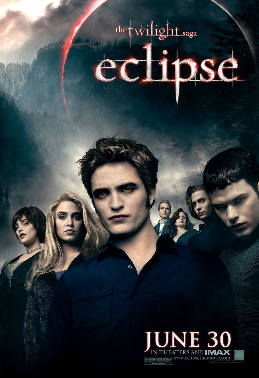 eclipse poster cullens