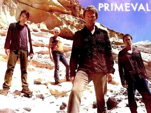 Primeval Hintergrund called episode 4 series 2