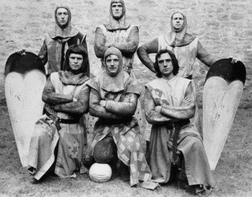 holy grail champions league - monty-python-and-the-holy-grail Photo