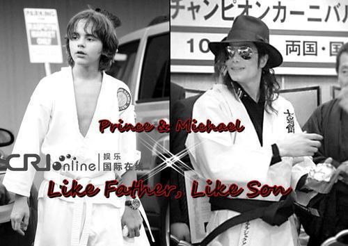 mike and prince