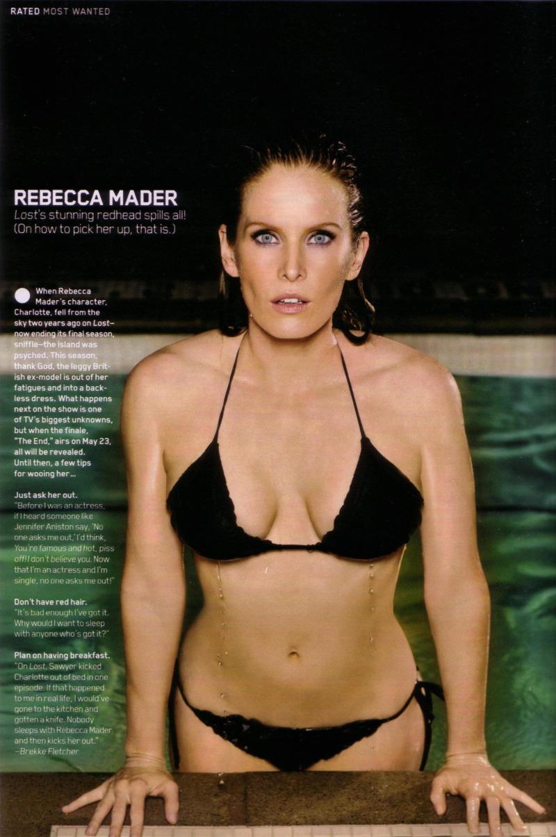 rebecca mader maxim 2010 lost 12358392 800 1204 Danh sách 100 người đẹp nhất nước Mỹ