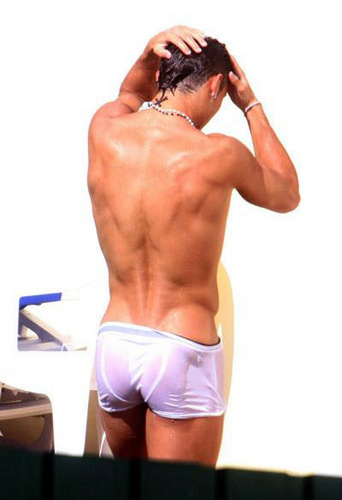 Cristiano Ronaldo wallpaper entitled ronaldo underwear