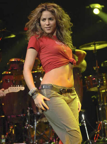 Shakira wallpaper called shakira