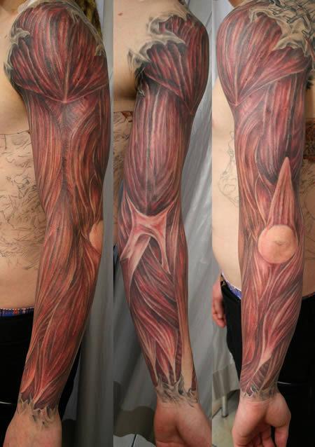 tatoo art(?)