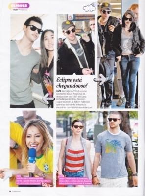 Brazilian Magazine Scans, May 2010