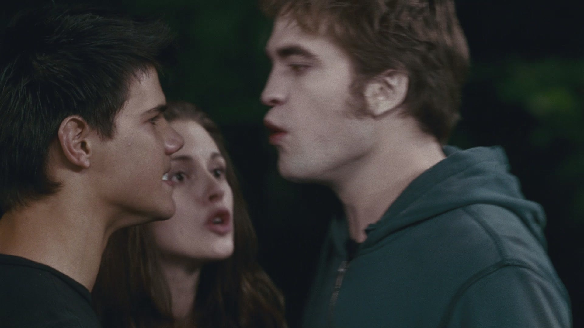 quoteclipsequot clip edward threatens jacob hq edward and