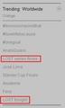 2 Lost TTs trending on Twitter! {05/23/10}