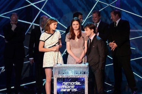 2010: National Movie Awards HQ