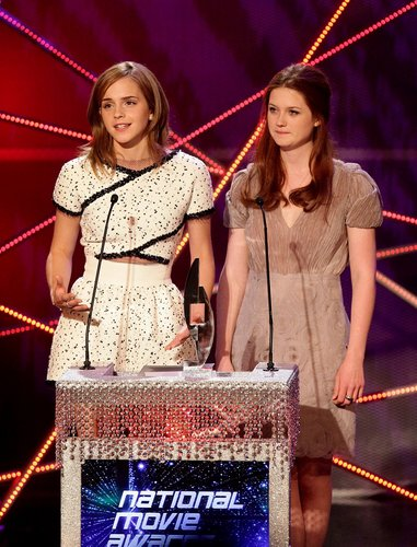 emma watson wallpaper entitled 2010: National Movie Awards HQ