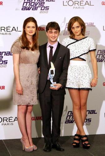 2010: National Movie Awards