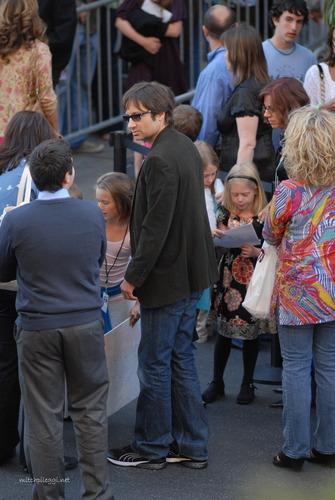 22/04/2008 - David in American Idol