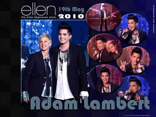 Adam- Ellen 바탕화면