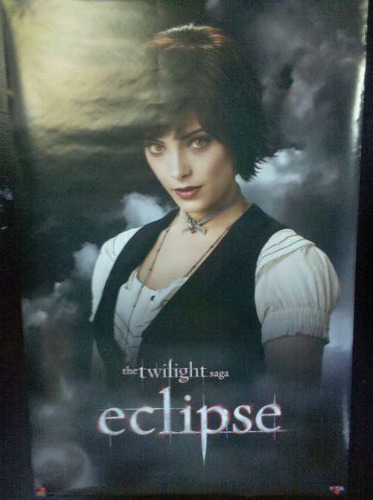 Alice Eclipse Poster at Walmart