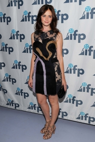 Alexis@Independent Filmmaker Project Spring Gala