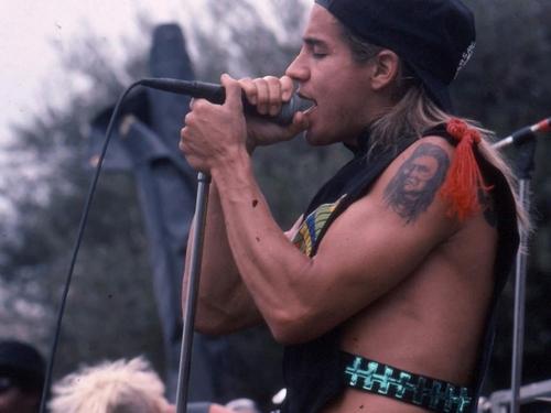 Anthony Kiedis hình nền