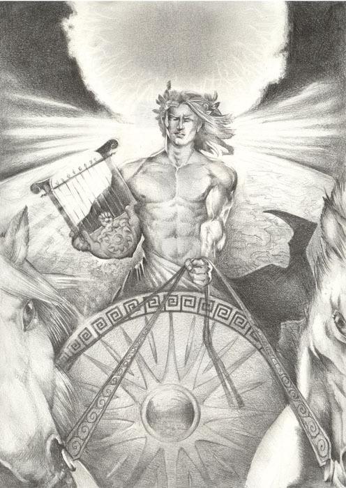 Apollo - The Olympians Fan Art (12456566) - Fanpop