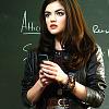 Aria Montgomery - pretty-little-liars-tv-show icon