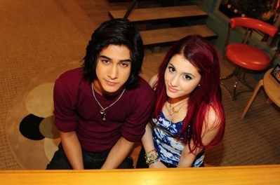 Avan and Ariana!