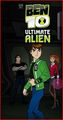 Ben 10 Ultimate Alien - ben-10-alien-force fan art