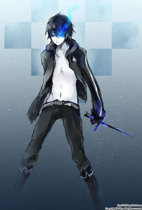black rock shooter. Black Rock Shooter