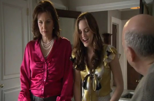 Blair, Cyrus and Eleanor