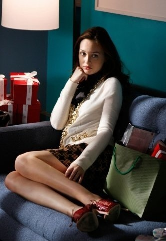 Blair Waldorf Fashion wallpaper called Blair's style season 3